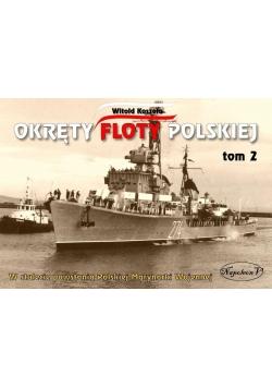 Okręty floty polskiej T.2
