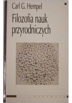 Filozofia nauk przyrodniczych