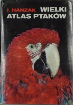 Wielki atlas ptaków