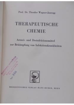 Therapeutische Chemie, 1949 r.