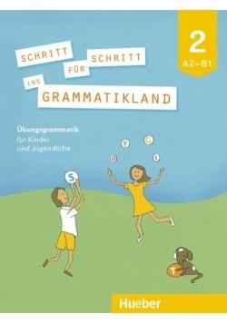 Schritt fr Schritt ins Grammatikland 2 A2/B1