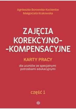 Zajęcia korekcyjno-kompensacyjne cz.1
