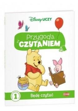 Disney Uczy. Przygoda z Czytaniem. Będę czytać