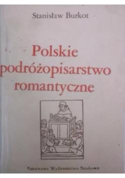 Polskie podróżopisarstwo romantyczne