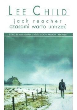 Jack Reacher. Czasami warto umrzeć pocket