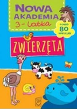 Nowa Akademia 3- latka Zwierzęta