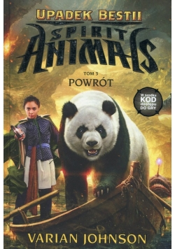 Spirit Animals Upadek Bestii Tom 3 Powrót