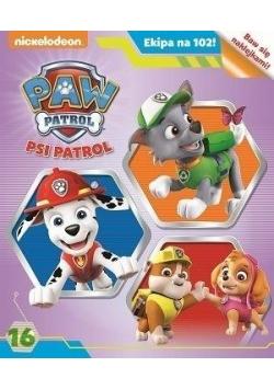 Psi Patrol Ekipa Na 102 cz. 16