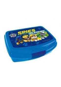 Pudełko śniadaniowe Psi Patrol niebieskie