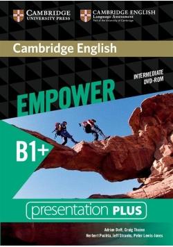 Cambridge English Empower Intermediate Presentation Plus DVD-ROM