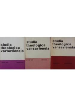 Studia theologica varsaviensia