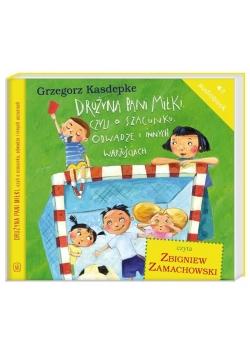 Drużyna pani Miłki audiobook