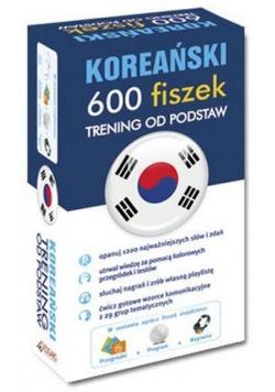 Koreański. 600 fiszek. Trening od podstaw