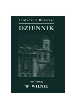Dziennik cz 2 w Wilnie