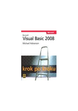 Microsoft Visual Basic 2008 krok po kroku    RM