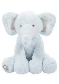 Słoń Dominique 15cm niebieski
