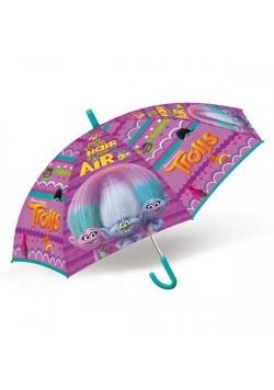 Parasol dziecięcy 45cm Trolls