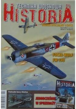 Technika wojskowa - Historia, nr. 1