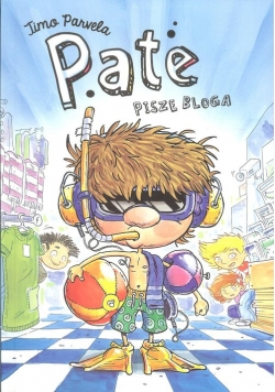 Pate pisze bloga