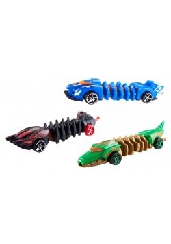 Hot Wheels Mutant machines, różne rodzaje
