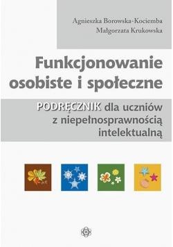 Funkcjonowanie osobiste i społeczne - Podręcznik
