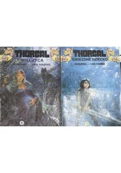 Thorgal Wilczyca/Gwiezdne Dziecko