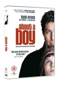 About a boy, płyta DVD