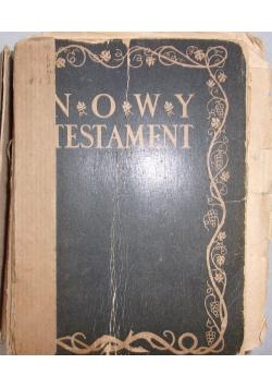 Pismo święte nowego testamentu, 1949 r.