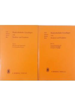 Biophysikalische Grundlagen von Struktur und Faktion zestaw 2 książek