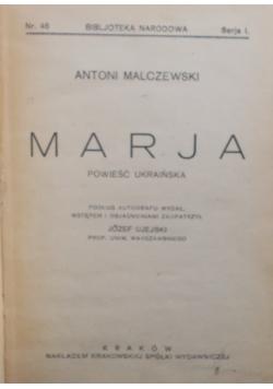 Marja , 1947 r.