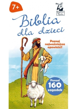 Kapitan Nauka. Biblia dla dzieci