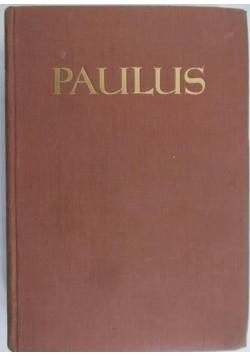 Paulus Ein Seldenleben im Dienfte Chrifti, 1937 r.