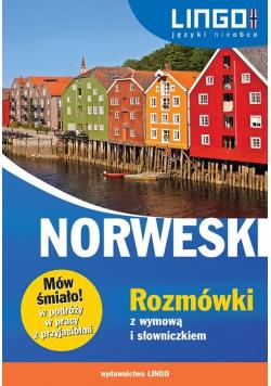 Norweski Rozmówki z wymową i słowniczkiem Mów śmiało!