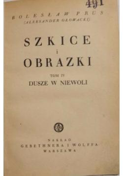Szkice i obrazki, 1935 r.