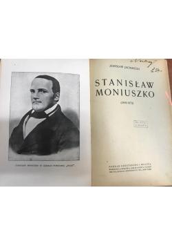 Stanisław Moniuszko, 1921 r.