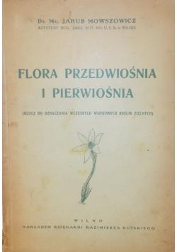 Flora przedwiośnia i pierwiośnia, 1938r