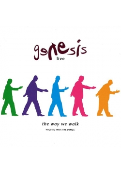 The Way We Walk, Volume Two: The Longs, CD