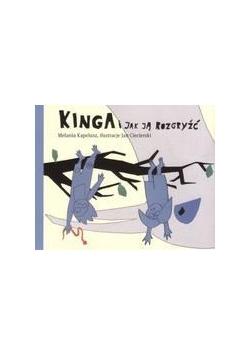 Kinga i jak ją rozgryźć - Melania Kapelusz