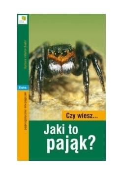 Czy wiesz...Jaki to pająk?