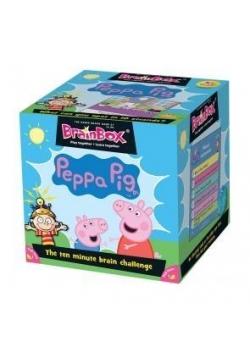 BrainBox Peppa Pig wersja angielska ALBI