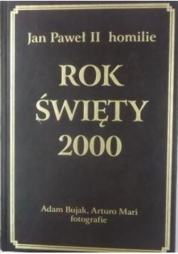 Rok święty 2000 - homilie