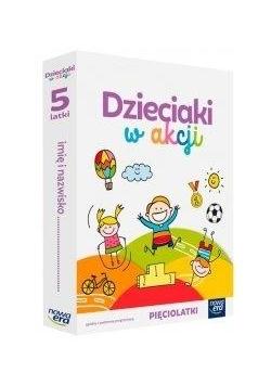 Dzieciaki w akcji 5-latki pakiet NE