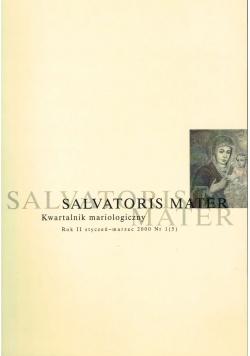 Salvator Mater. Kwartalnik meriologiczny, nr 1 (5)