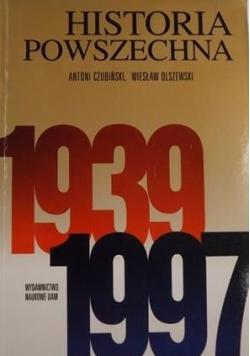 Historia powszechna 1939-1997
