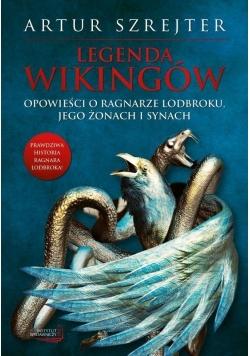 Legenda wikingów. Opowieści o Ragnarze Lodbroku