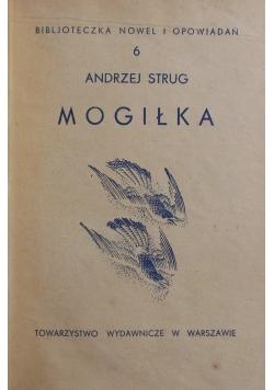 Mogiłka, 1935 r.