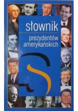 Słownik prezydentów amerykańskich