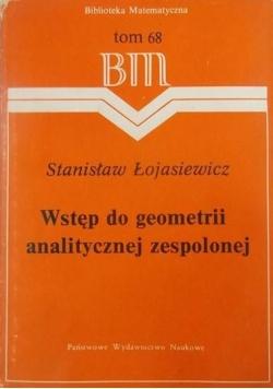 Wstęp do geometrii analitycznej zespolonej, BM