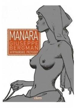 Giuseppe Bergman T.2 Afrykańskie przygody