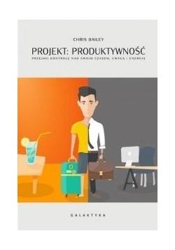 Projekt: Produktywność.